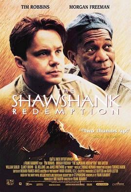 Shawshank Redemption antara yang paling best dalam senarai filem dan drama ini